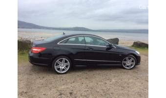 Mercedes-Benz E220 CDI BlueEfficiency