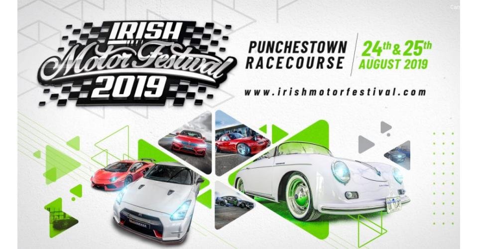 Irish Motor Festival, Punchestown