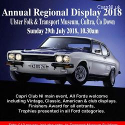Capri Club NI Annual Show