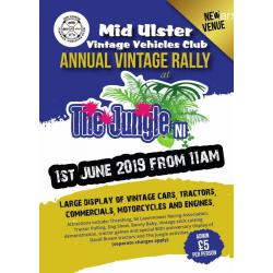 Annual Vintage Rally at Jungle NI