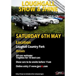 Loughgall Festival of Motorsport Show & Shine
