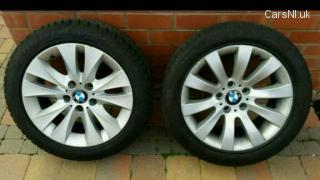 BMW 3/5 SERIES 18 INCH ALLOYS