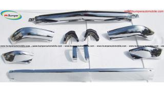 BMW 2002 1600 bumper set (1968-1971)