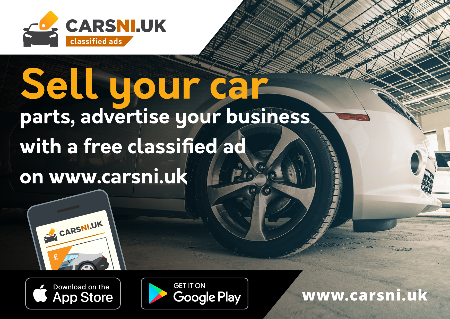 Buy Car Online in NI at arsni.uk